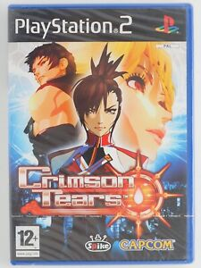 Crimson Tears (PS2 Game) NEW & FACTORY SEALED