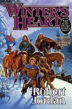 WINTER'S HEART Book 9 of The Wheel Of Time by Robert Jordan 1st Edition (2000)