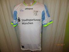 TSV 1860 München uhlsport Junioren Matchworn Trikot 2012/13 + Nr.15 Gr.S- M