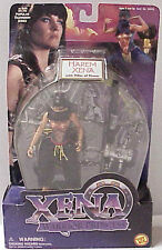 Nos Harem Xena With Pillar Of Power New In Package Vtg Xena Warrior Princess
