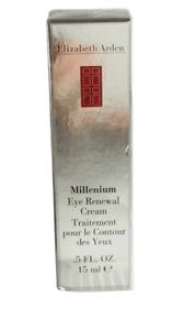 Elizabeth Arden Millenium Eye Renewal Cream New with Box Sealed 0.5 ml