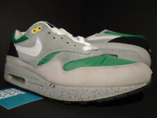 2007 NIKE AIR MAX 1 SKULLS PACK OG ATMOS GREY GREEN WHITE BLACK 307133-301 11.5