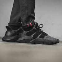 Adidas Prophere CQ2126 Ortholite PB Core Black Knit Street Sneakers Shoes Men