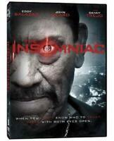 The Insomniac (DVD, 2013) (BUY 5 DVD, GET 4 FREE) ***FREE SHIPPING***