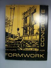 ACI SP-4 Formwork for Concrete, 4th Edition 1987