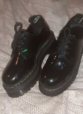 Doc martens chunky platform shoes, UK size 5