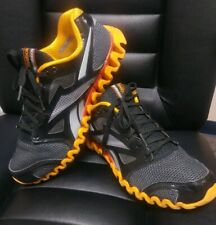 REEBOK ZIG NANO PREMIER ZIGFLY SHOES 10 Black orange AWESOME Running  Nice