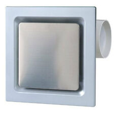 "Bathroom, Kitchen Ceiling Pipeline Extractor Exhaust Fan Office 100mm 4"" P12-12"