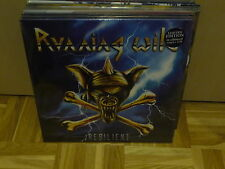 RUNNING WILD - resilient  Green 2LP + CD only 300