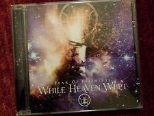 WHILE HEAVEN WEPT - FEAR OF INFINITY. (ICARUS 756)  CD