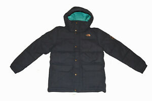 The North Face TNF Down Sierra 2 Jacket Warm Herren Daunenjacke Urban Navy