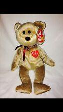 Ty Beanie Baby 1999 Signature Bear Mwt retired