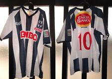 maglia shirt aspid soccer mexico coca cola nr 10 number usata L perfetta