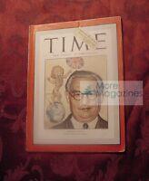 TIME Magazine February 18 1946 Feb 2/18/46 BRITAIN ERNEST BEVIN +++