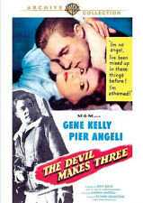 The Devil Makes Three DVD - Richard Egan, Richard Rober, Pier Angeli, Gene Kelly