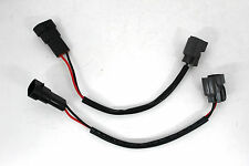 2x Mitsubishi Lancer Outlander Xenon BALLAST POWER PLUG PIG TAIL for 9005 / 9006