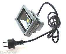 LED Außenstrahler Fluter 10W IP65 230V 1000 Lu. 4000K daylight Bau Strahler