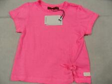 7 FOR ALL MANKIND cooles T-Shirt m. Knoten grell pink Gr. 6 J  NEU