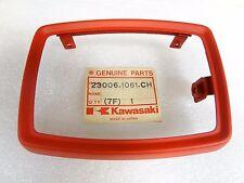 Kawasaki NOS NEW 23006-1061-CH Red Head Light Ring KLF KLF110 Mojave 1988