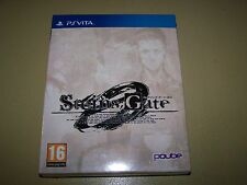 Steins Gate 0 PSVITA  **New & Sealed**