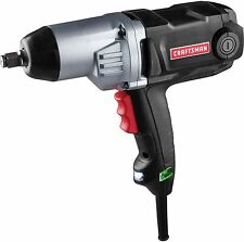 "Craftsman 8-Amp Heavy Duty Impact Wrench, 1/2"" Chuck, Corded Electric Power Tool"