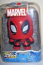 "Marvel E2805 Mighty Muggs Deadpool Number 6"" Figure"