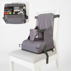 Red Kite Travel Booster Compact Bag Baby Feeding Highchair Foldable Play Seat