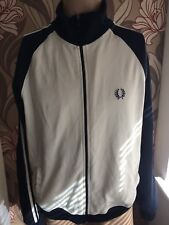 Fred Perry 90s Vtg Track Top Blue XL jacket