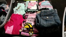 Girls Clothes LOT Fall/Winter Size 4T/4/5 12pc NEW AND USED