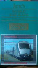 Jane's World Railways 2000-2001