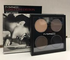 "NEW MAC Cosmetics Helmut Newton Collection Eye Shadow x 4 Quad Point ""N"" Shoot"