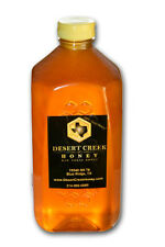 Desert Creek Honey Five Pounds Pure, Raw, Texas Honey with FREE SHIPPING!