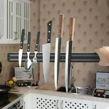 22'' Magnetic Wall Kitchen Knife Bar Holder Utensil Rack Heavy Duty Kitchen Chef