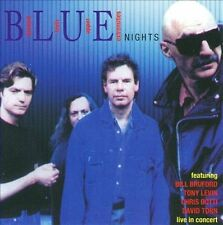 BRUFORD LEVIN UPPER EXTREMITIES - BLUE NIGHTS * (NEW CD)