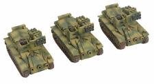 WWII Flames of War German Kleinpanzer Wanze Platoon blister resin & metal GE117