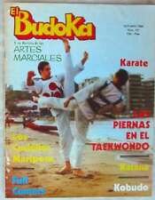 EL BUDOKA - REVISTA DE ARTES MARCIALES - Nº 121 OCTUBRE 1984 - VER SUMARIO