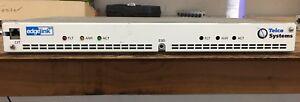 Telco Systems EdgeLink100 T1/E1 DS3 Multiplexer AXX238G1 Rev A (8009)