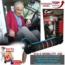 Elderly Disability Standing Aid Car Door Handy Bar Support Exit Stand Mobility