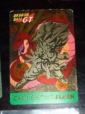 DRAGON BALL Z GT DBZ SUPER BATTLE LEVEL SPECIALE FLASH PART 6 CARD PRISM CARTE
