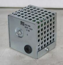 110V 20W Enclosure Heater  RS Components Model 605 598