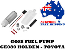 Goss GE080 Electric Fuel Pump In-Tank - Holden Apollo - Toyota Camry