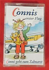 MC : Conni , erster Flug , Karussell 554992-4 , 1999 , Made in EC