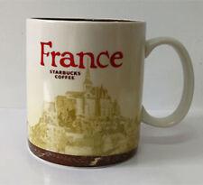 16oz Starbucks Coffee Mug Global Idol City Collector Series Mugs