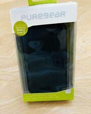 PureGear Kickstand Holster Smartphone Case for Samsung Galaxy Note II 2 - Black