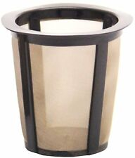 Goldtone Single Cup Reusable Coffee Filter for Keurig Style Brewers, Set of 6