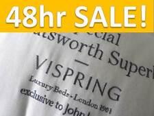 Vi-Spring Pocket Sprung Mattresses