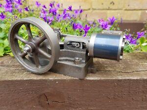 Stuart Turner live steam horizontal mill engine smooth runner