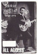 Jimmie Vaughan Gray Backstage Pass - 1994 Tour