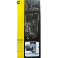 AA Snow Ice Cleats  Grips Schuhspikes Unisex NEU mit 7 Spikes