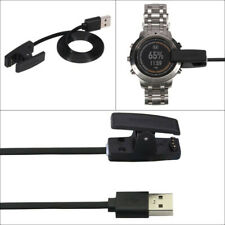 1Pc Usb Data Charging Cradle Cable Charger For Garmin Fenix Chronos Sport Watch